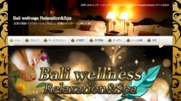 Bali wellness