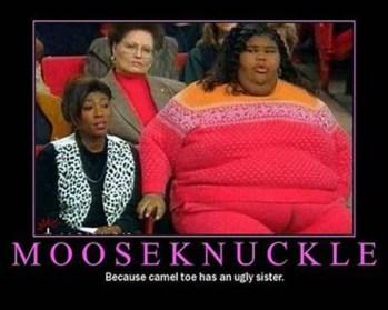 mooseknuckle