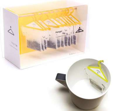 Hanger-Tea-Box