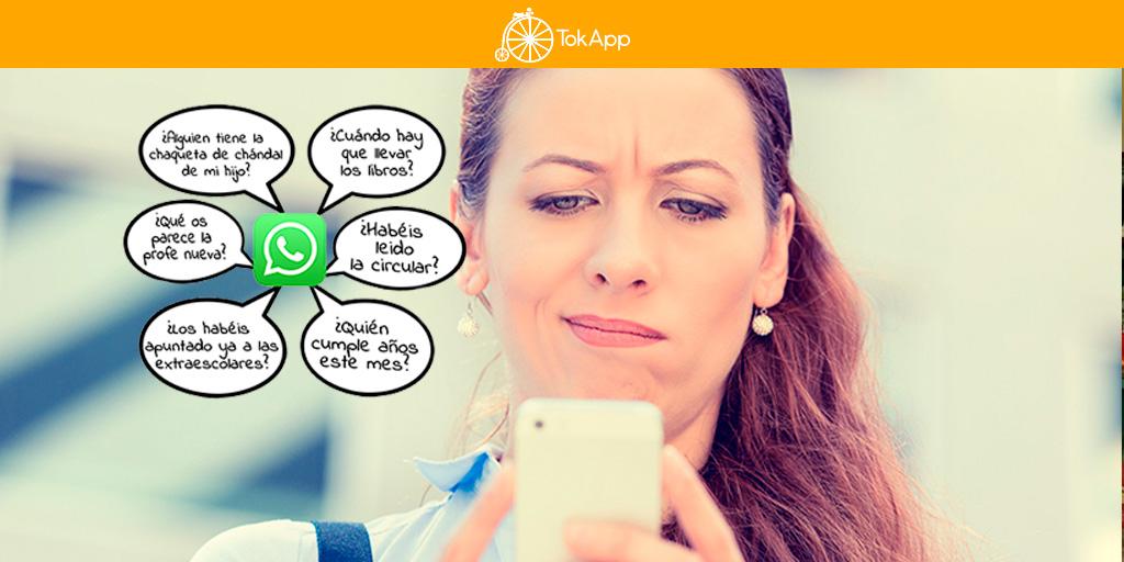 La imposible aventura de los grupos de madres de WhatsApp