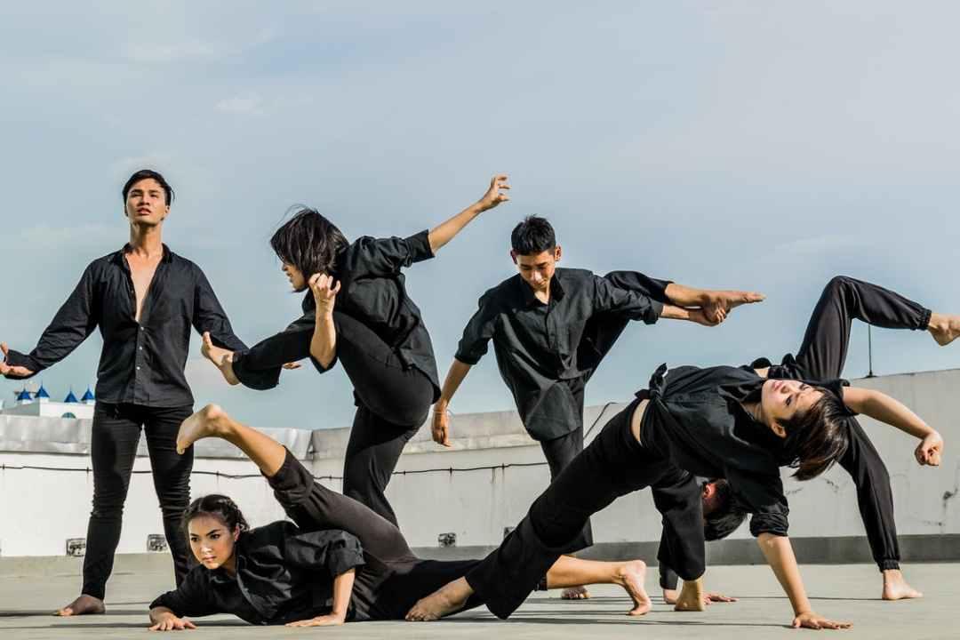 grupo de artes marciales
