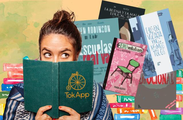 5 libros para profesores con métodos que te sorprenderán