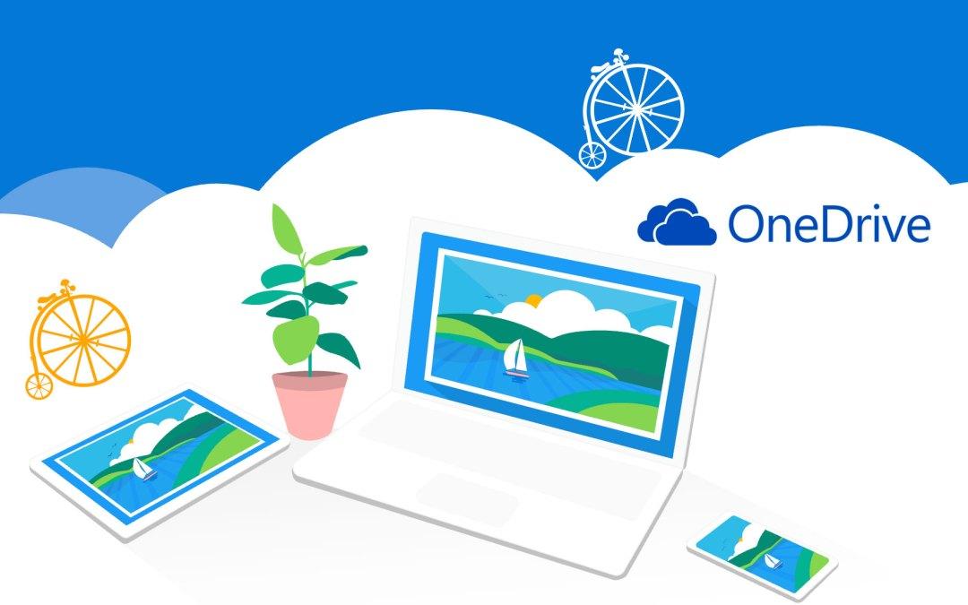 OneDrive ahora es compatible con TokApp