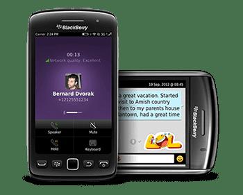 Вайбер для blackberry