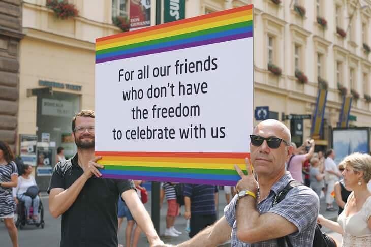 гей-парад Прага 4383