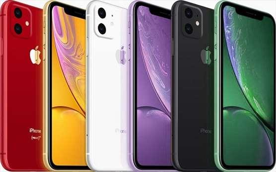 iPhone 11: нові кольори корпусу