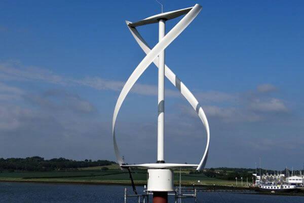 Вертикальний вітряк