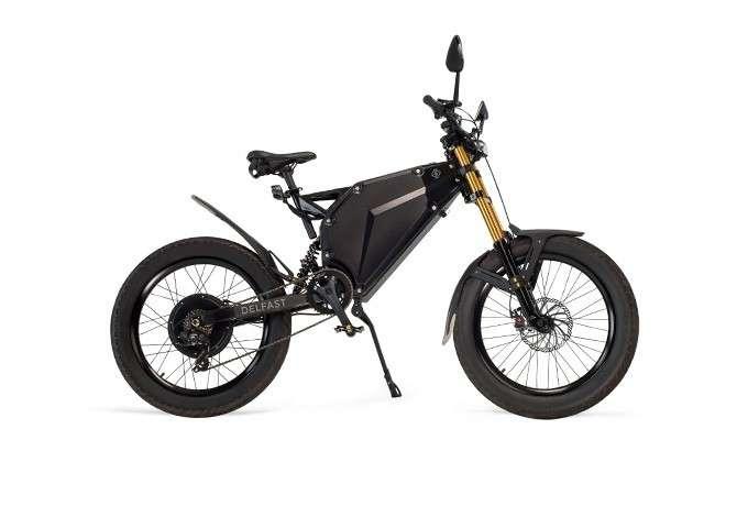 Електровелосипед Delfast, винайдений в Україні, продається по всьому світу