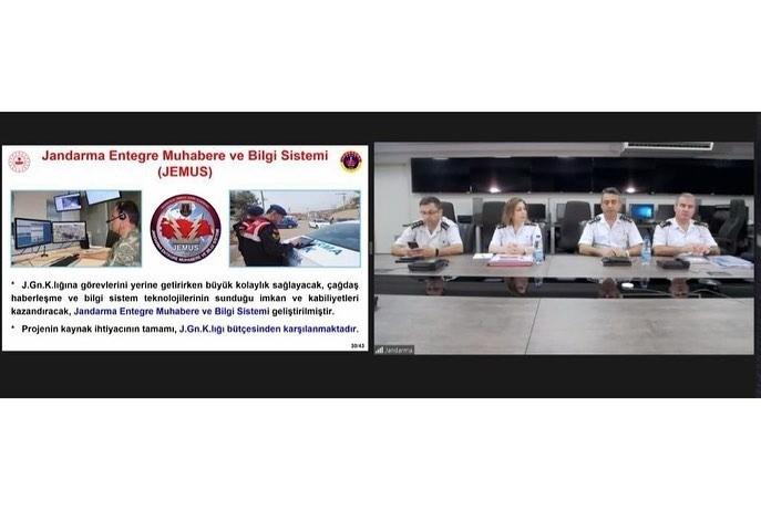 Online 'Kariyer Jandarma' söyleşisi