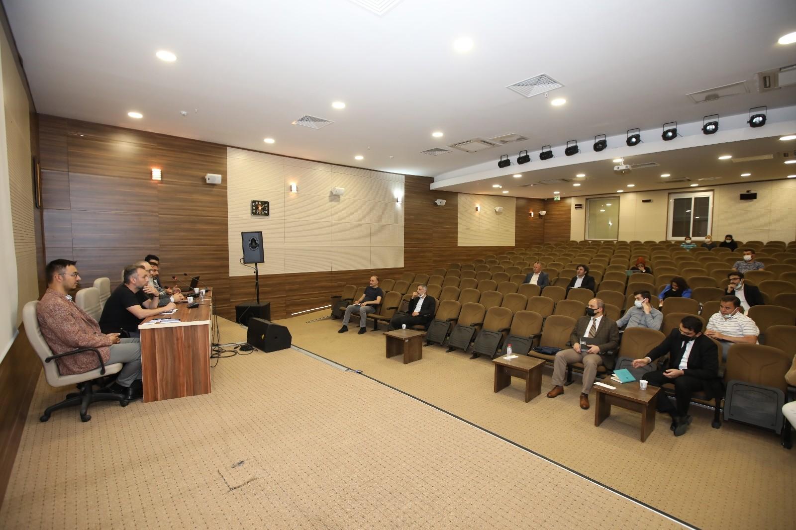 """Tokat'ta """"Uluslararası öğrenci ofisi ve kariyer merkezleri"""" toplantısı yapıldı"""