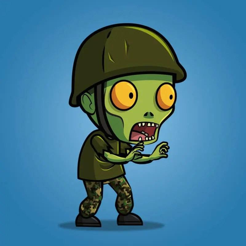 G I  Joe Zombie