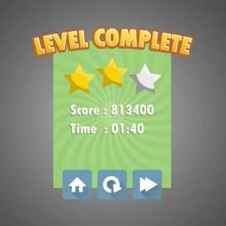 Flat Style GUI - Free Game GUI