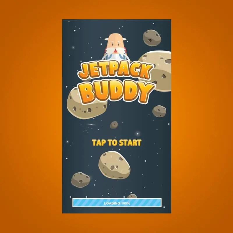 Jetpack Buddy – 2D Game Kit