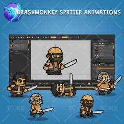 Big Guy - Brashmonkey Spriter Animation