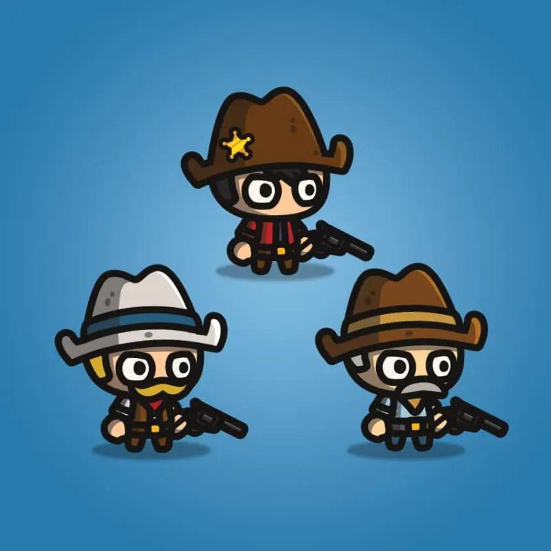 Tiny Cowboys