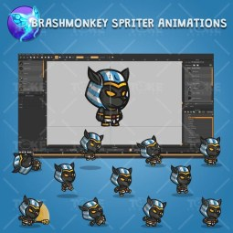 Anubis - Brashmonkey Spriter Character Animations
