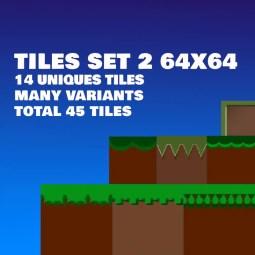 Greenhill Pixel Art - 2D Game Tileset