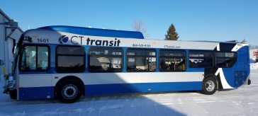 CT Transit Bus
