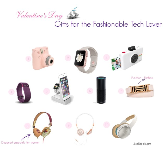 Tech gifts for the Fashionista