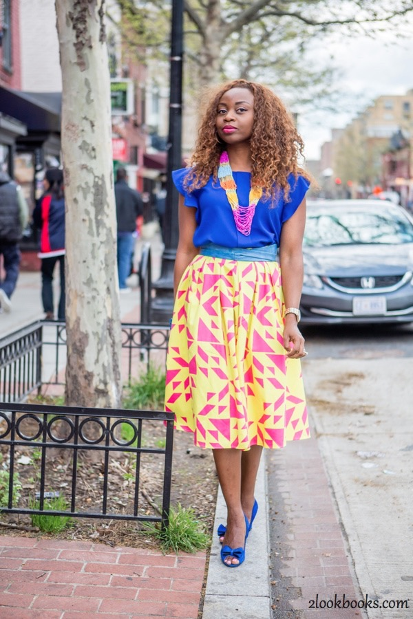 How to Style a Yellow Skirt21
