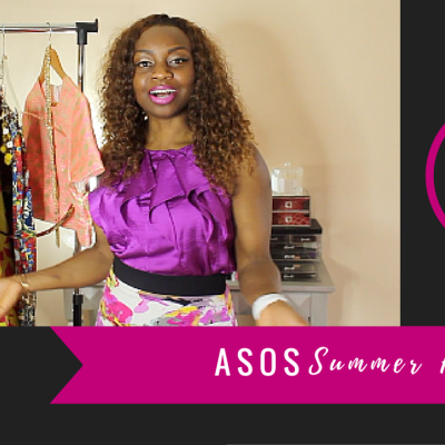 Asos Summer Haul Video
