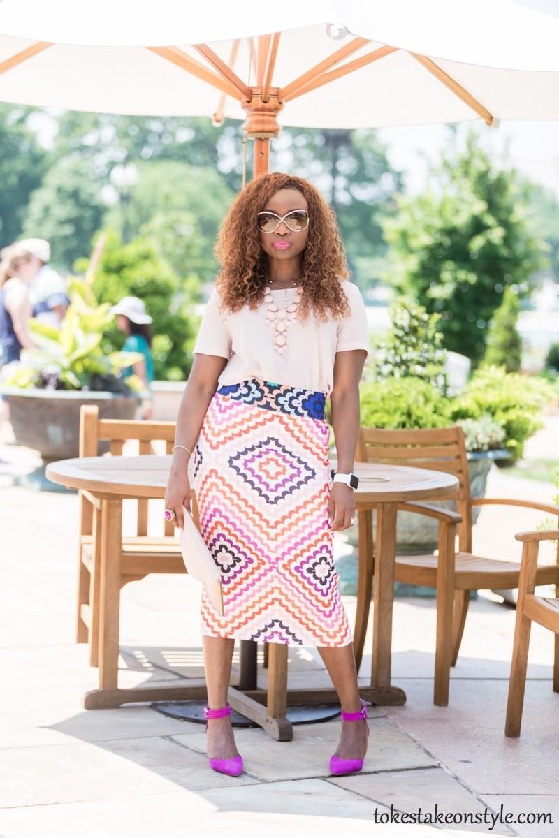 Print Skirt and Pastel Top-3 Ways5