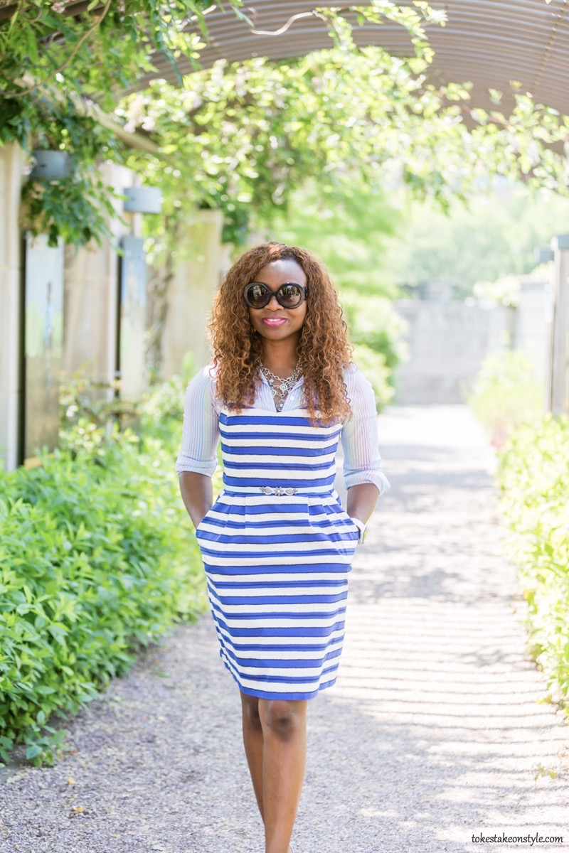How to Style a Slip Dress for Work12