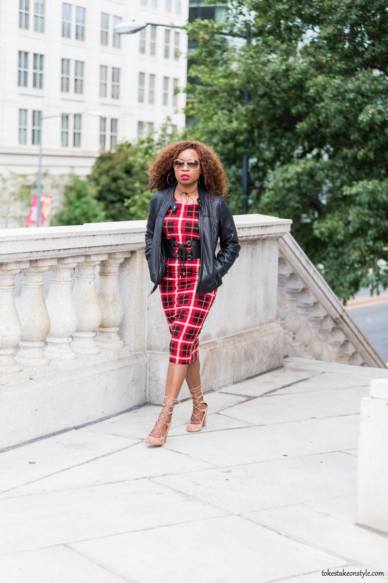 how-to-style-a-red-plaid-dress-for-fall10