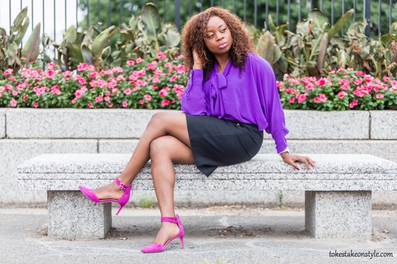 fall-style-purple-pussybow-blouse-pink-pumps8
