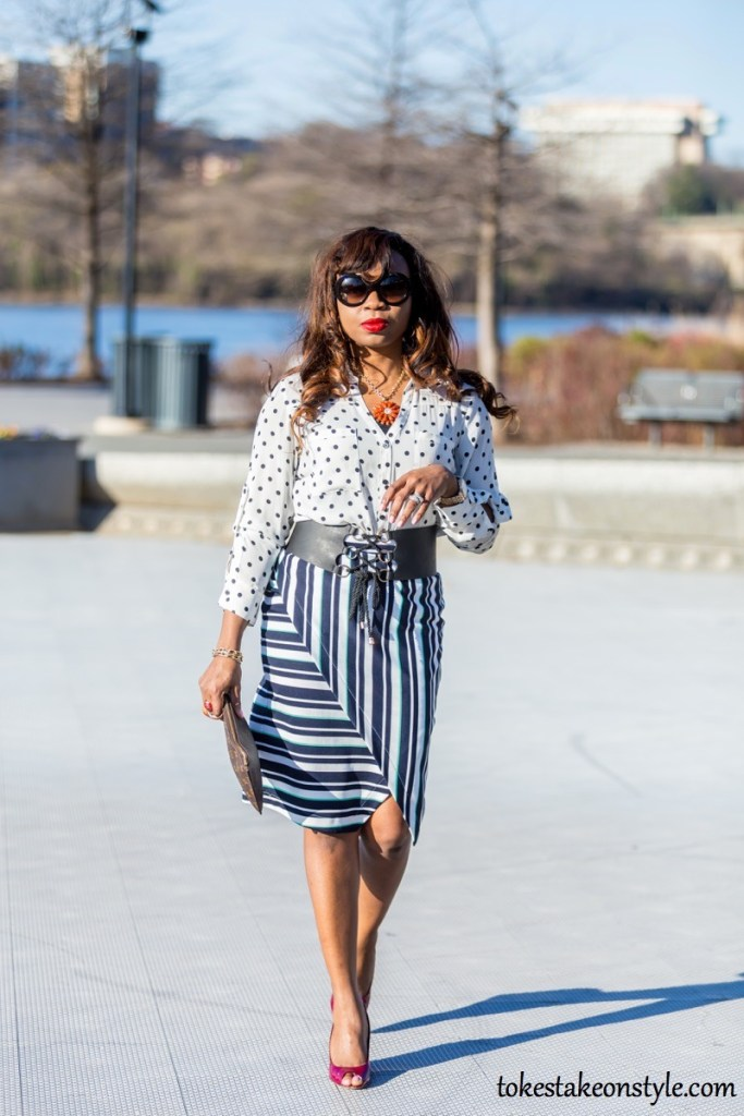 tokestakeonstyle-spring2019-trends-mixing-prints-top-skirt