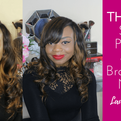 Video – The One Setting Powder every Brown Girl Needs – Laura Mercier