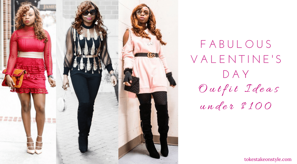Valentine's day outfit ideas under $100