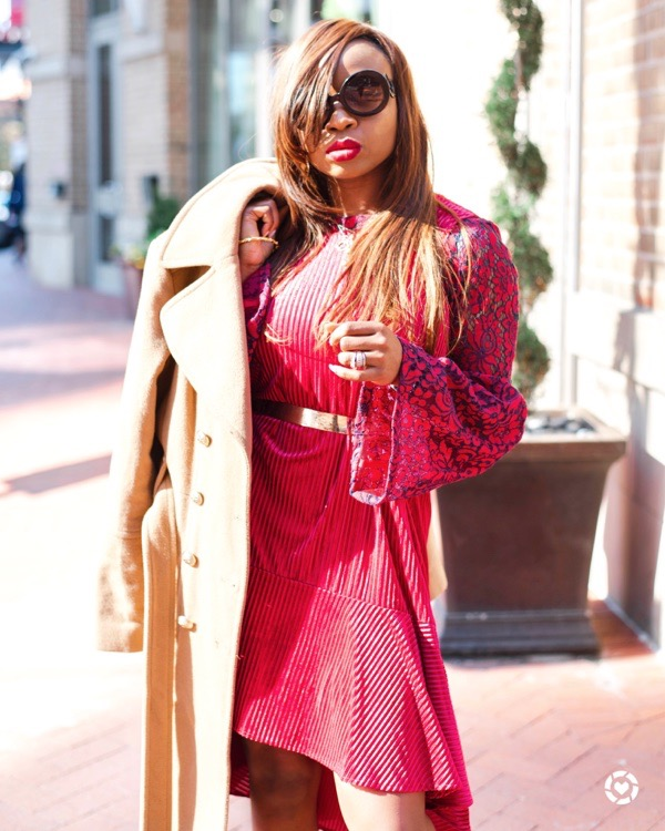 tokestakeonstyle-day-to-night-office-holiday-party-looks-red-asos-dress-red-gracia-top