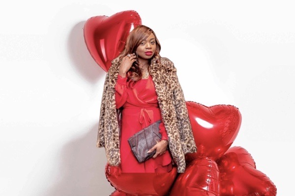 what-to-wear-valentines-galentines-day-work-outfit-red-wrap-dress