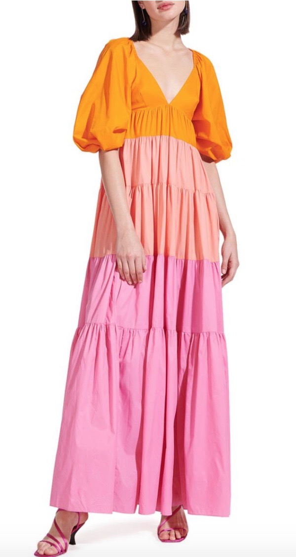 pink-and-orange-ombre-dress-wearable-summer-2020-fashion-trends