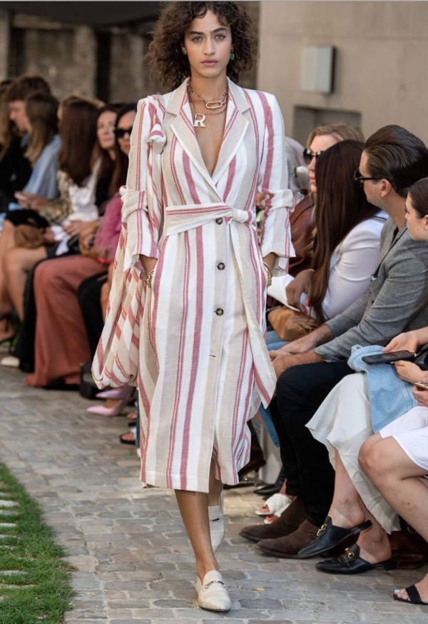 wearable-summer-2020-fashion-trends-striped-button-down-roland-mouret-shirt-dress