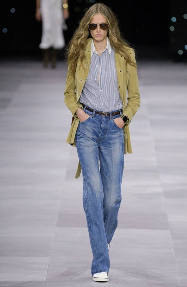 wearable-summer-2020-fashion-trends-Celine-button-down-shirt