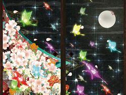 花の慶次 蝶柄演出
