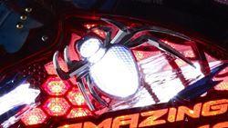 スパイダーマン ビッグスパイダー発光