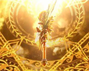 CRミリオンゴッドディセント ヘルメスの杖