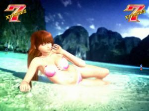 CR DEAD OR ALIVE XTREME PVリーチ