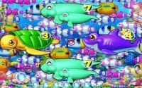 Pスーパー海物語IN JAPAN2 設定示唆 白魚群