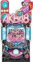 ぱちんこAKB48-3 誇りの丘 Light Version 筐体