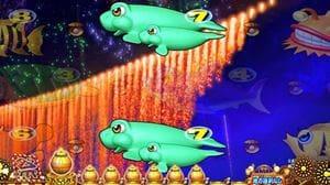 Pスーパー海物語 IN JAPAN2 金富士 ナイアガラ花火リーチ
