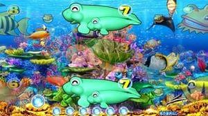 Pスーパー海物語 IN JAPAN2 金富士 珊瑚礁リーチ
