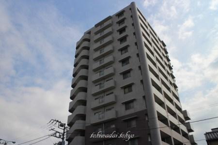 ダイアパレス常盤台(DIA PALACE TOKIWADAI)東京都板橋区常盤台1