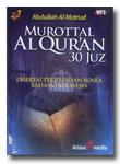 MP3 Murattal Al Quran 30 Juz Syaikh Al Matrud (Disertai Terjemah Suara Per Ayat)