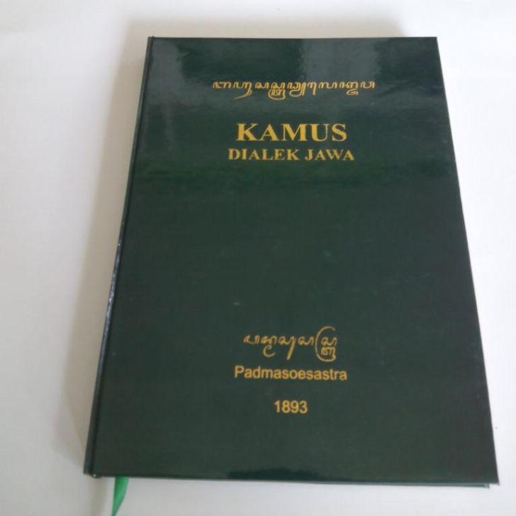 Kamus Dialek Jawa