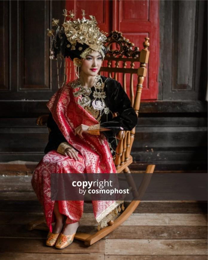 Jual Pakaian Adat Solok Salayo Original Toko Minangtourism