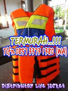 WA 0857-3373-1380 Beli Life Jacket Atunas Grosir